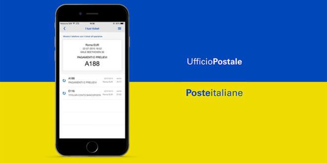 bannner app ufficio postale